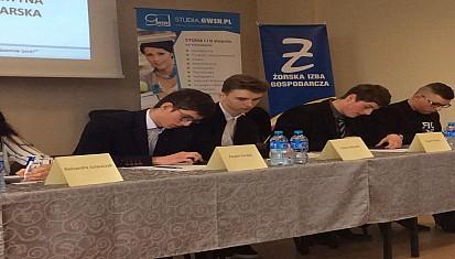 Paweł Plottek z Raciborza Młodzieżowym Liderem Biznesu 2017