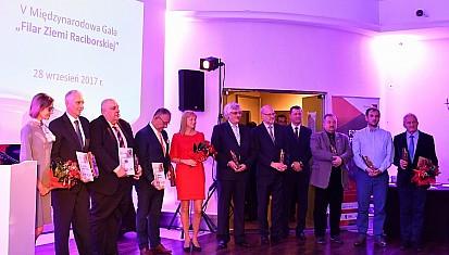 V Międzynarodowa Gala Filar Ziemi Raciborskiej