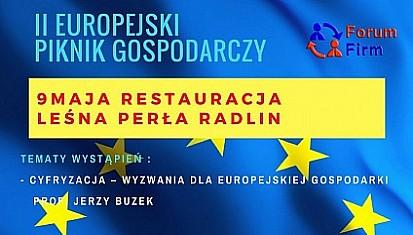 Forum Firm zaprasza na II Europejski Piknik Gospodarczy