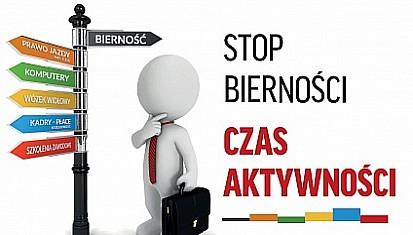 """Ruszył nabór do projektu """"STOP BIERNOŚCI, CZAS AKTYWNOŚCI""""."""