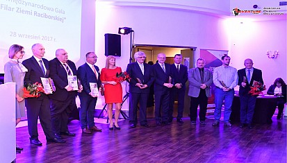 """VI Międzynarodowa Gala """"Filar Ziemi Raciborskiej"""""""