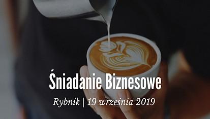 Śniadanie biznesowe Subregionu Zachodniego w Rybniku