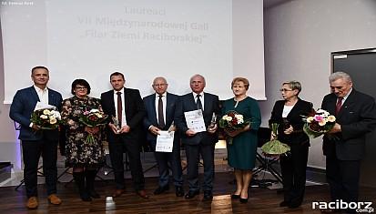 Wręczono Filary Ziemi Raciborskiej dla zasłużonych przedsiębiorców
