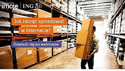 Zaproszenie na webinar e-commerce