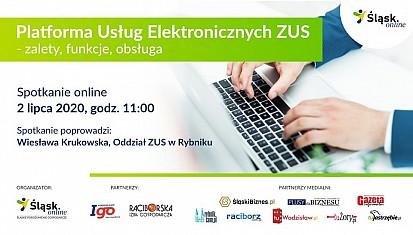 """Szkolenie online """"Platforma Usług Elektronicznych – zalety, funkcje, obsługa."""""""