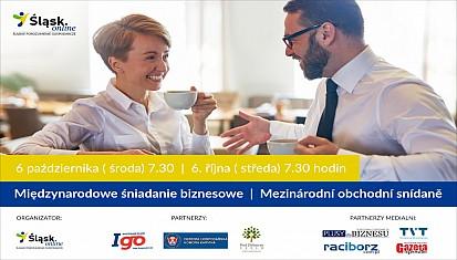 Międzynarodowe śniadanie biznesowe na granicy – 06.10.2021 r.