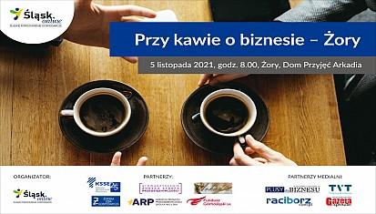 Przy kawie o biznesie - Żory